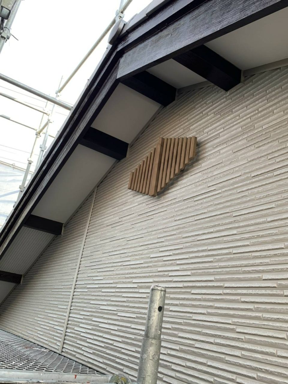 岡崎市K地区ベランダウレタン防水トップコートコーキング工事3
