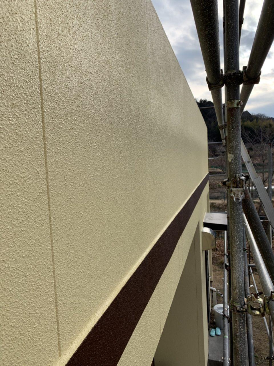 春日井市高蔵寺H邸塗装工事完了2