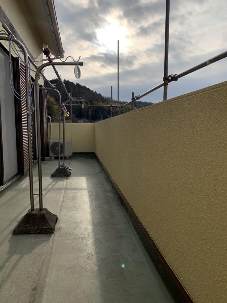 春日井市高蔵寺H邸塗装工事完了3