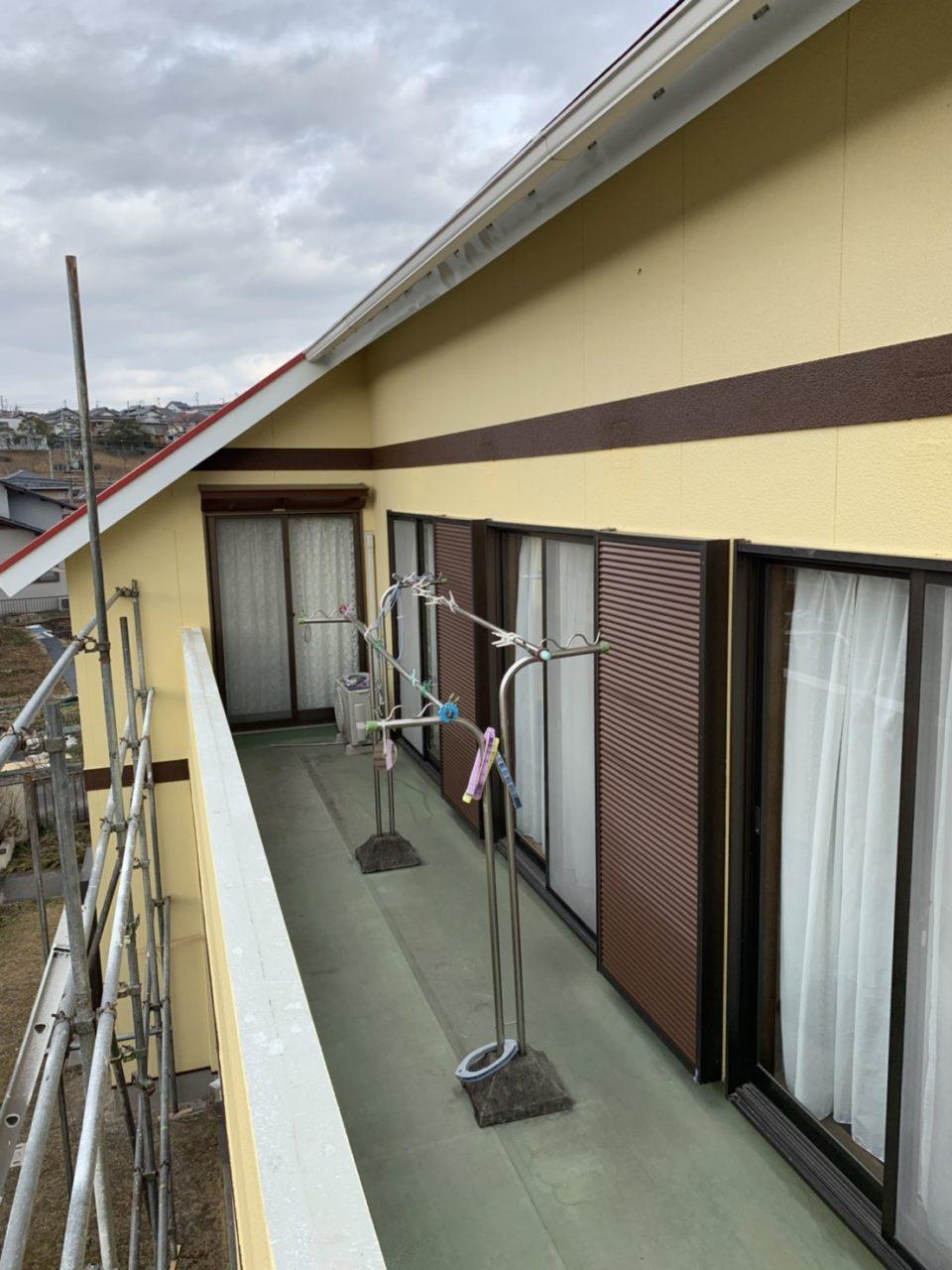 春日井市高蔵寺H邸塗装工事完了4
