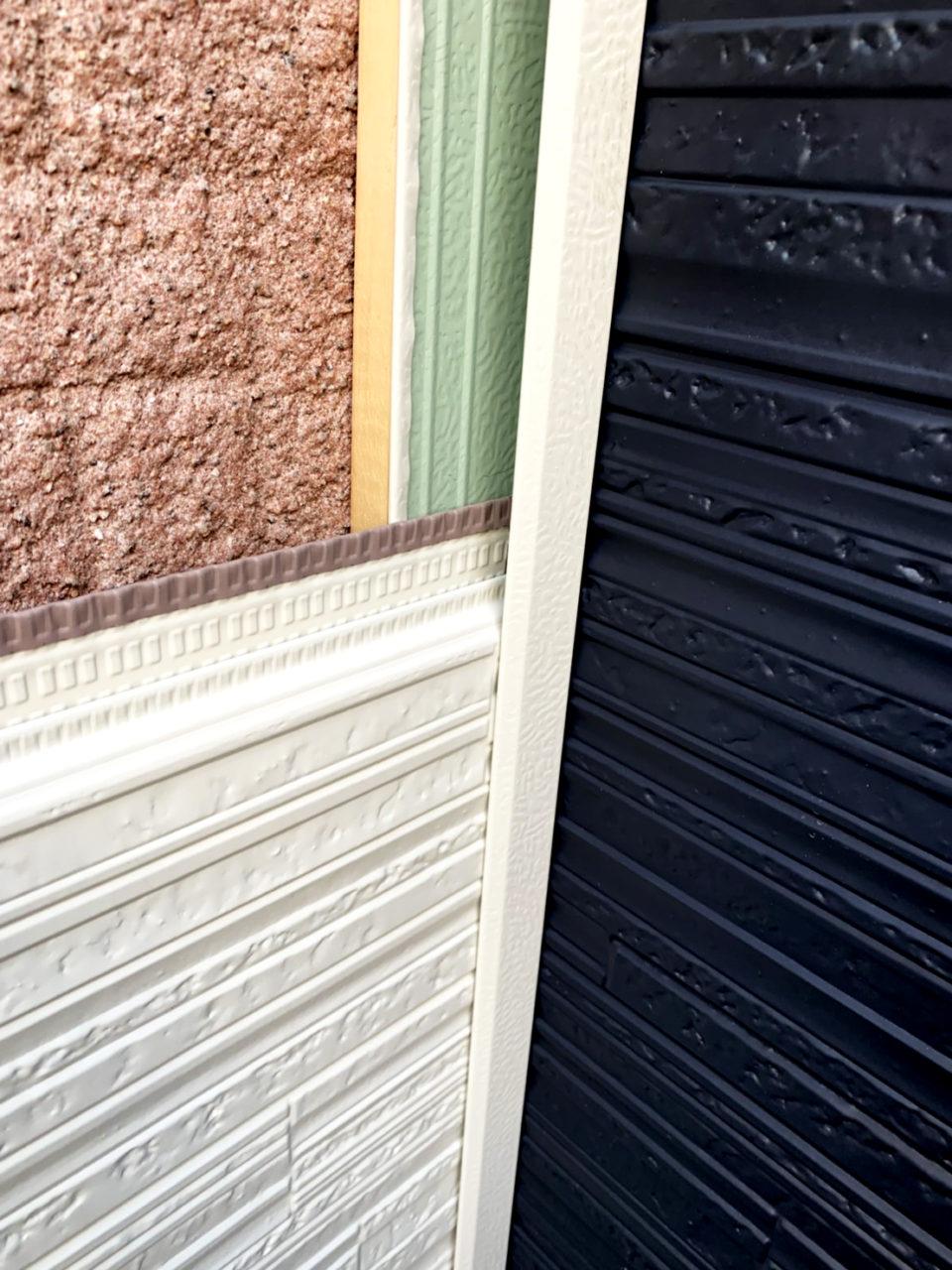 岡崎市サイディング貼り屋上ウレタン防水工事1