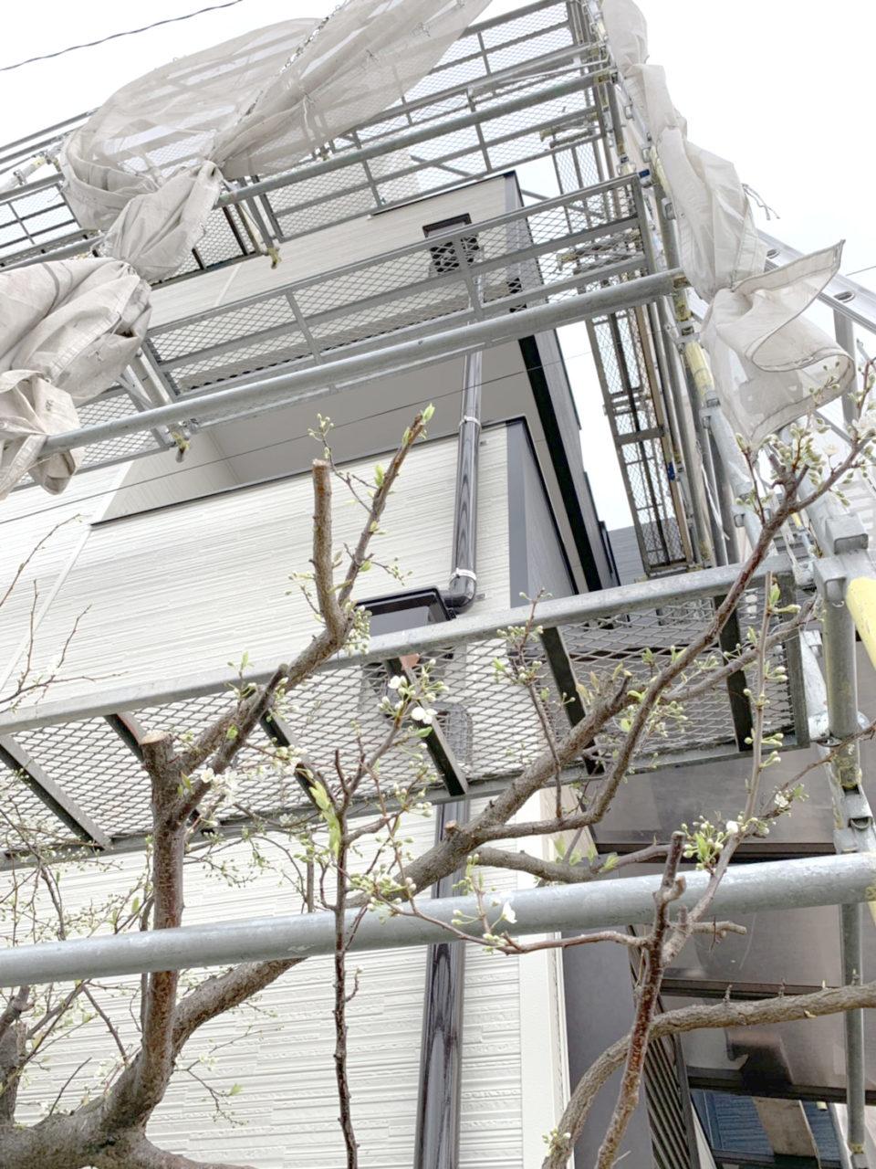 岡崎市サイディング工事完了1