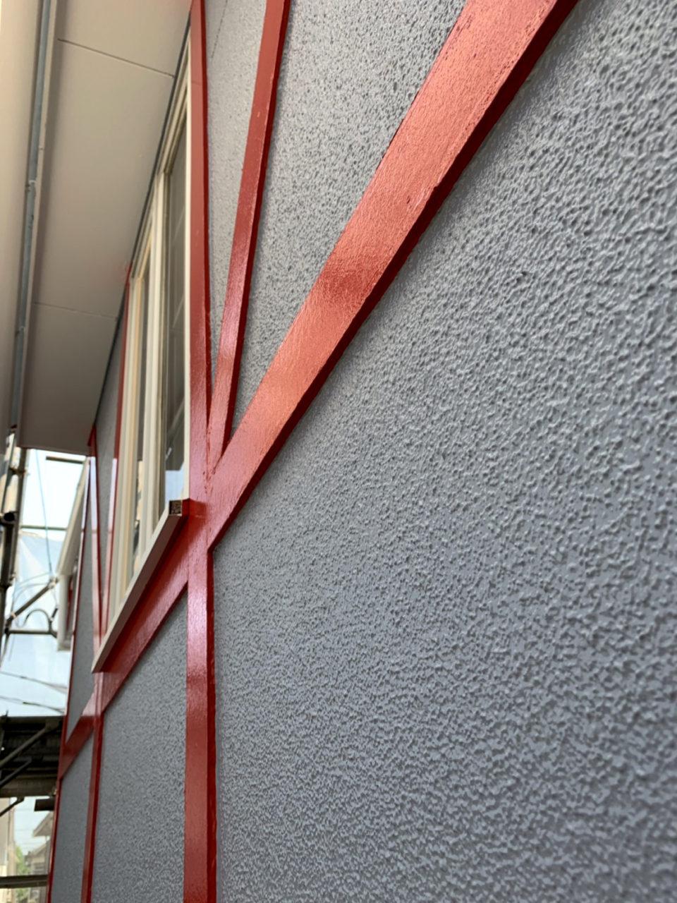 岡崎市塗装工事完了1