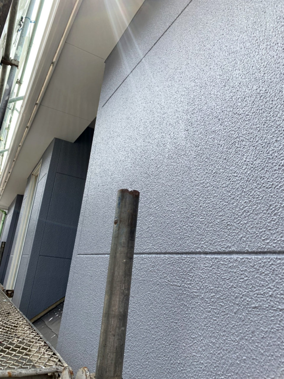 岡崎市塗装工事完了2