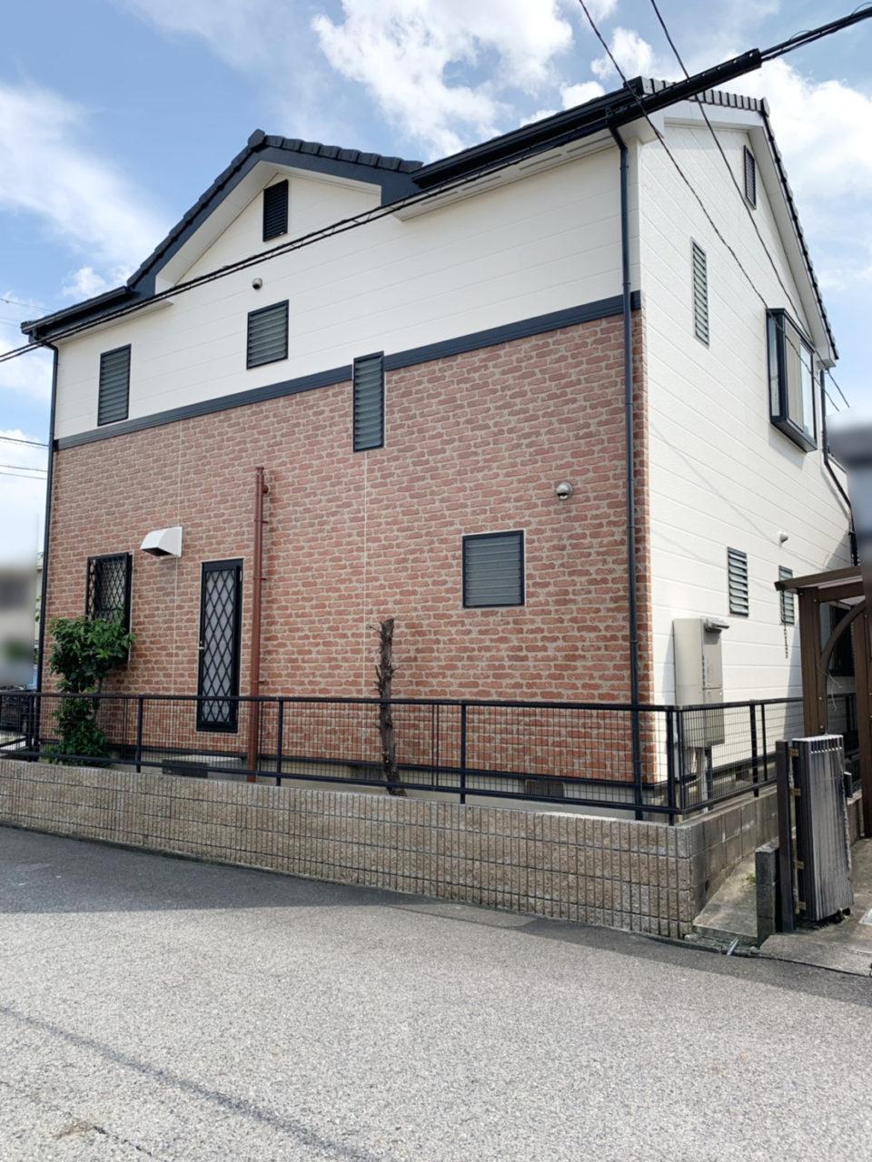 春日井市M様邸塗装工事完了5