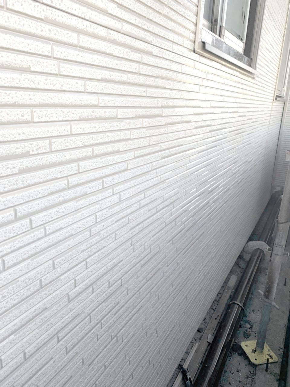 清洲市サイディング張り替え工事2