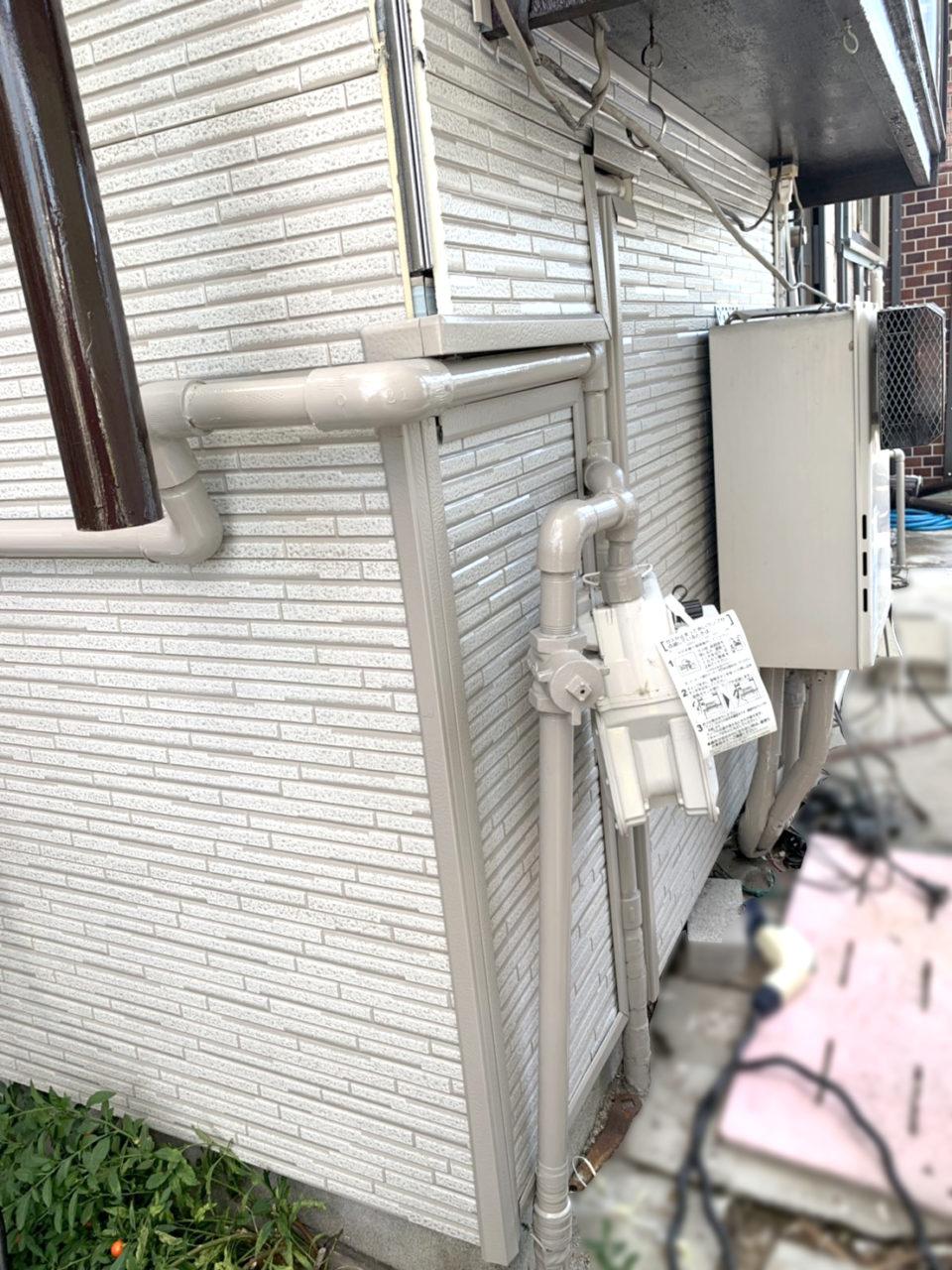 清洲市サイディング張り替え工事3