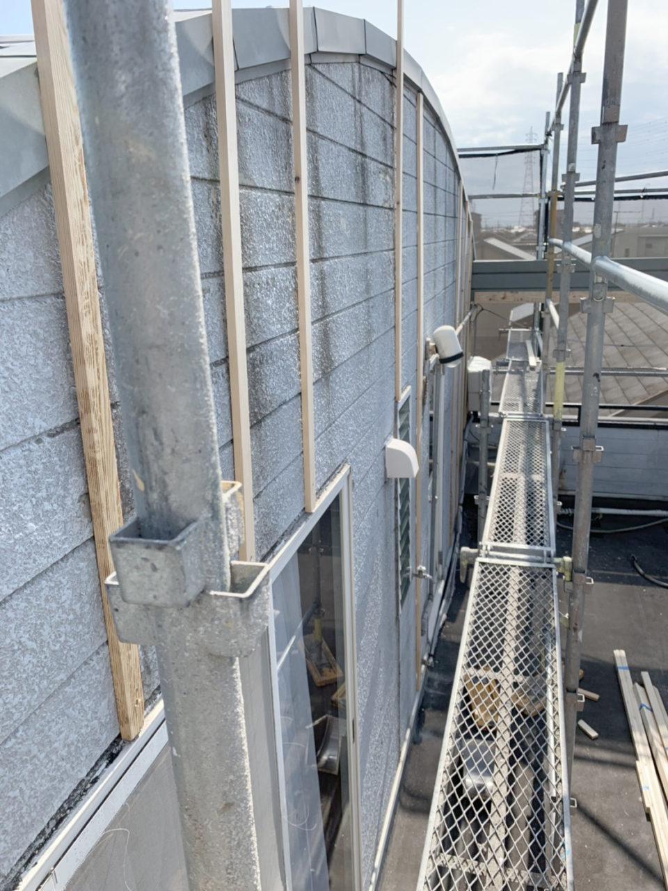 岡崎市サイディング張り替え工事