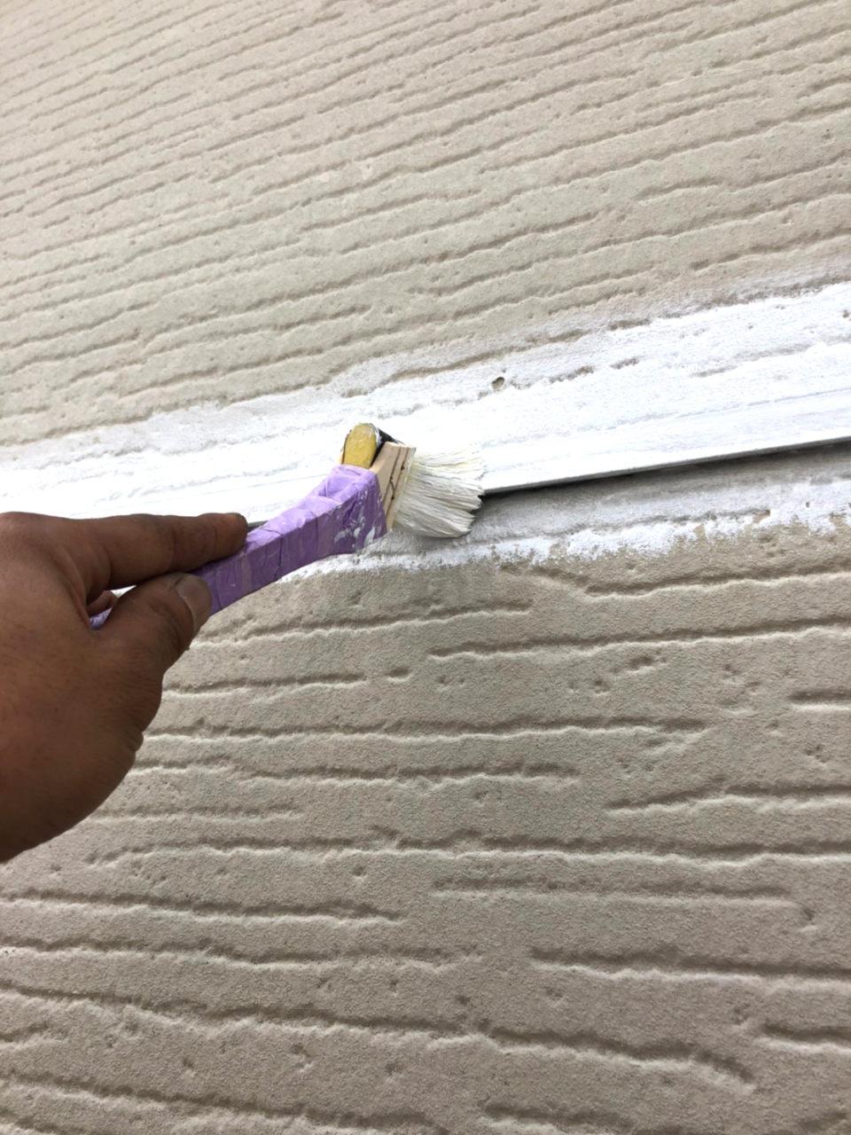 南区K様邸シーラー中塗り工事2