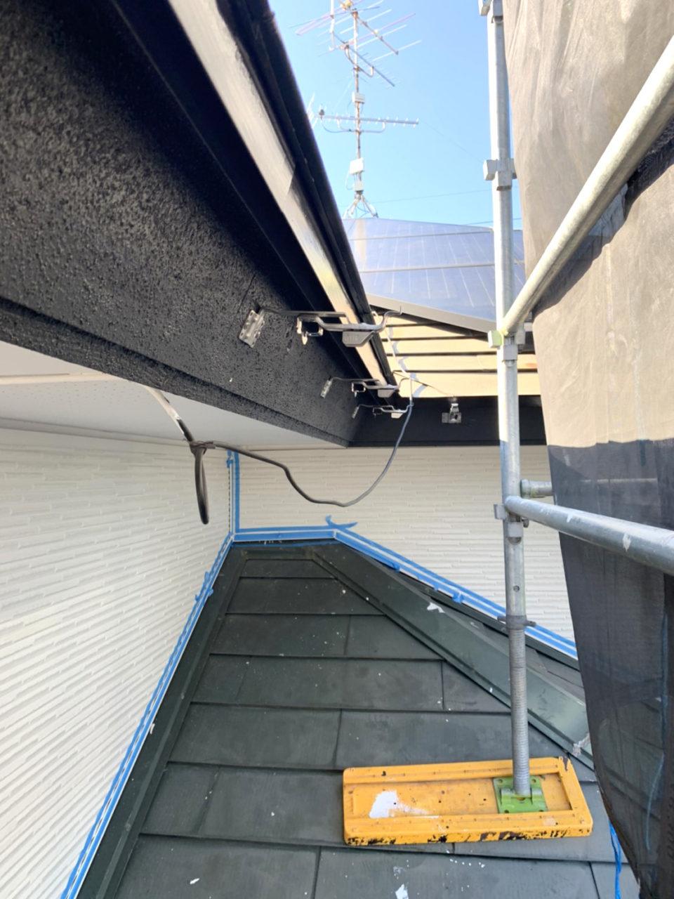 雨樋取り替え工事2